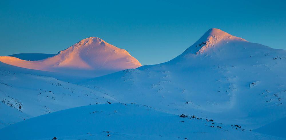 Pakkeliste for topptur på randonee ski – Friluftsglede